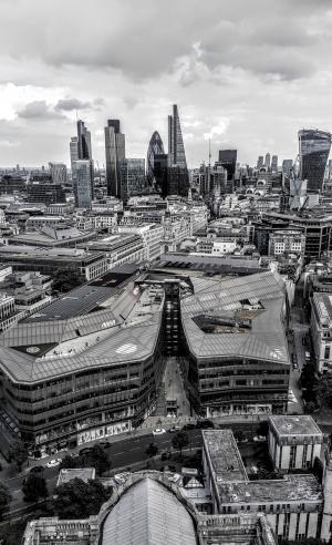 伦敦, 城市景观, 建筑, 英国, 英格兰, 具有里程碑意义, 天际线