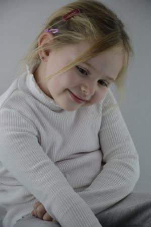 儿童, 微笑, 女孩, 儿童, 糖果, 脸上, 肖像