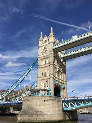 伦敦桥, 伦敦塔桥, 伦敦, 河, 桥梁, 塔, 英格兰