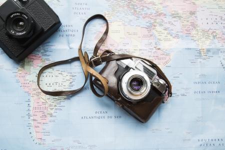 有相机将旅行