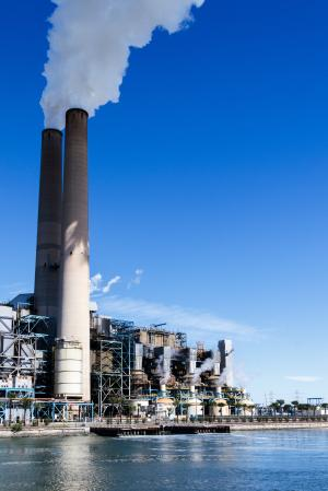 行业, 电源, 能源, 工业, 植物, 工厂, 环境