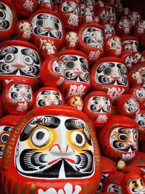 佛法, 达摩的洋娃娃, 翻滚的洋娃娃, 日本, 面膜-伪装, 文化, 艺术和工艺