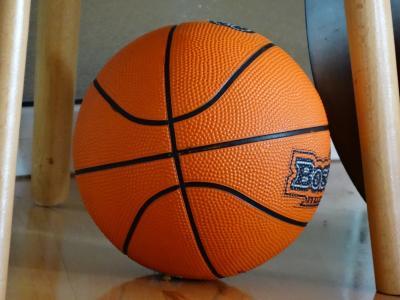 球, 篮球, 橙色