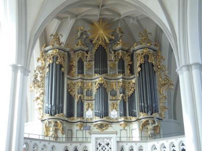 柏林, 教会, 教堂风琴, 器官