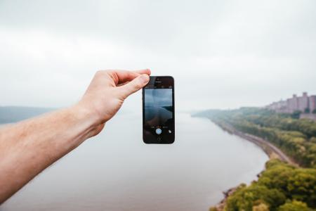 iPhone摄影风景