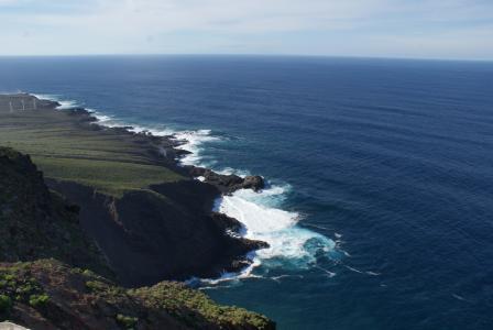 特内里费岛, 风景如画的景色, 景观, 旅行, 海, 假期