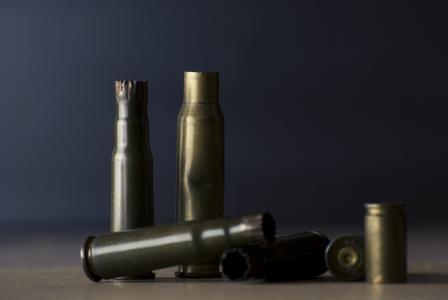 子弹壳, 武器, 金属, 军事, 弹药, 项目符号, 危险