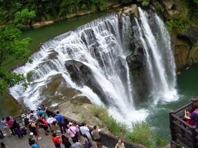 瀑布, 瀑布, 基隆, 台北