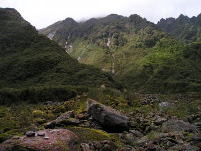 新西兰, 景观, 南岛