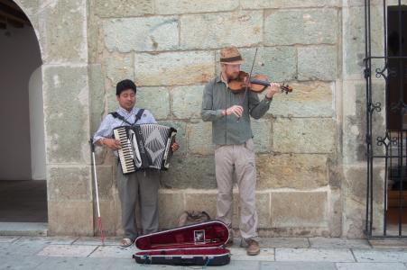 音乐, 文书, 小提琴, 手风琴, 二重唱
