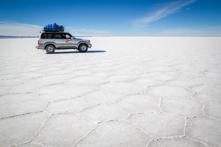 玻利维亚盐舱内甲板