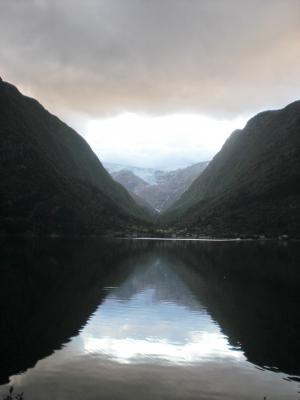 挪威, 峡湾, 水斯堪的纳维亚, 自然, 水, 山, 湖