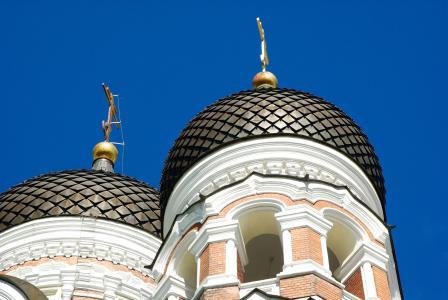 爱沙尼亚, 塔林, 东正教教会, 炮楼