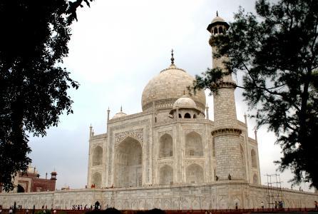 泰姬陵, 陵墓, 大理石, 白色, 建筑, 历史, 具有里程碑意义