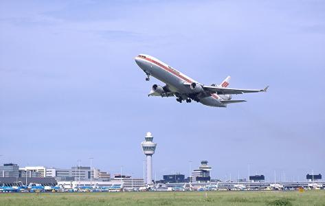 传单, 开始, 脱掉, 阿姆斯特丹机场, 控制塔, 塔, 马丁