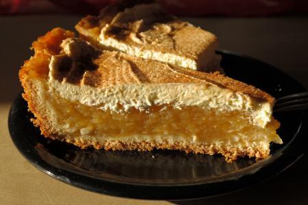 小菜一碟, 蛋糕, 苹果派, 苹果香槟蛋糕, 甜, 美味, 甜点