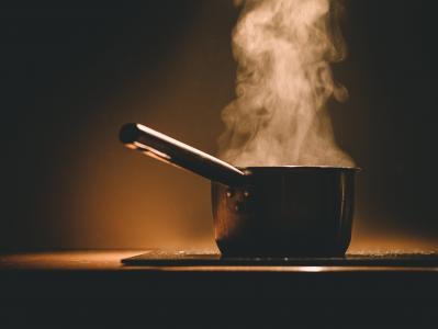 厨师, 炊具, 烹饪, 食品, 滚刀, 饥饿, 饿了