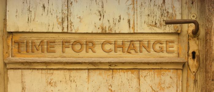 门, 更改, 新的开始, 董事会, 木材, 句柄, 门把手