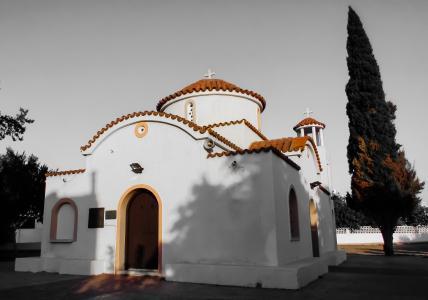 教会, 东正教, 宗教, 建筑, 基督教, 圣拉萨罗 kornilios, 帕拉利姆尼