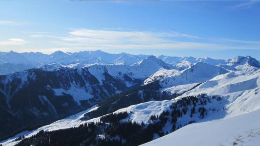 滑雪, 冬天, 雪, 滑雪, 越野滑雪, 山脉, 高山