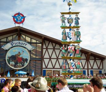 慕尼黑啤酒节, 慕尼黑, 节日, 德国, 德语