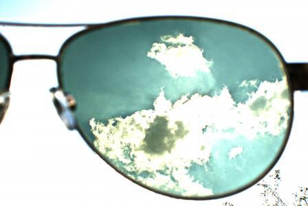 挡板, 云计算, 天空, 蓝色, 太阳, 反对的一天, 对比