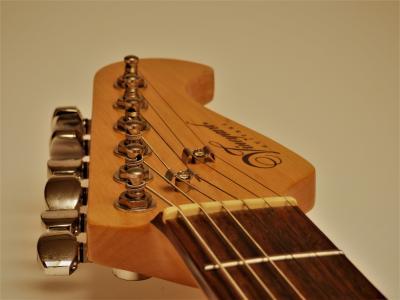 吉他头, 吉他, 字符串, 弦乐器, 乐器, 音乐, 涡流