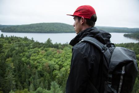 成人, 悬崖, 夏时制, 环境, 资源管理器, 森林, 草
