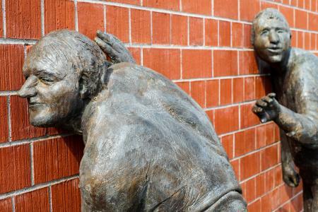 雕塑, 青铜器, 英语听力, 听听, 要听, 窥探, 数字