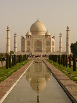 陵墓, 阿格拉, 坟墓清真寺, 印度, 建筑, 波斯建筑, 建设