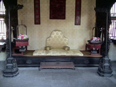 沈阳, 辽宁, 中国, 2006, 宫, 著名, 王位