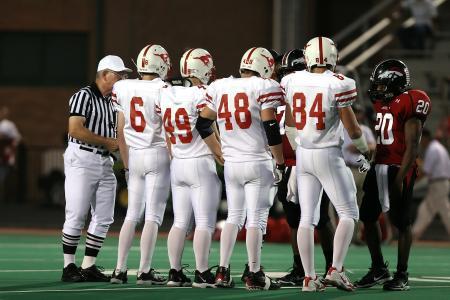 足球, 船长, 掷硬币, 游戏, 竞争, 体育, 团队