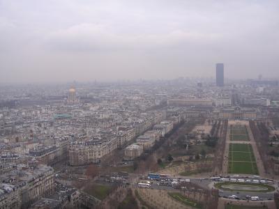 巴黎, 污染, 城市