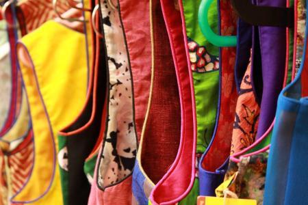 衣服, 多彩, 手摇, 服装, 时尚, 设计, 纺织