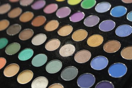 化妆品, 眼影, 化妆, 美, 调色板, 化妆, 美容产品