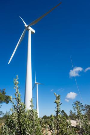 可再生能源, 风力发电机组, 风力发电