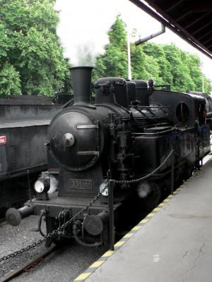 斯洛伐克, 布拉索夫, 火车, 机车