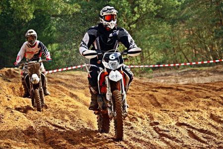摩托车, 耐力赛, 摩托车越野赛, dirtbike, 摩托车运动, 赛车, 摩托车越野赛骑
