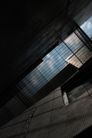 建筑, 墙上, 城市, 建设, 工厂, 观点, 工业建筑