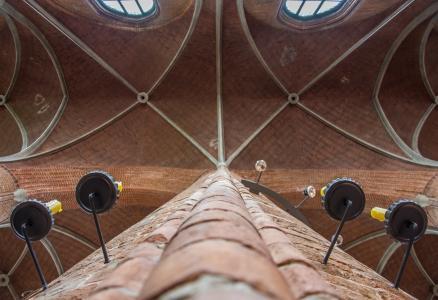 汉诺威, 大教堂, 老, 建筑, 城市, 教会, 哥特式