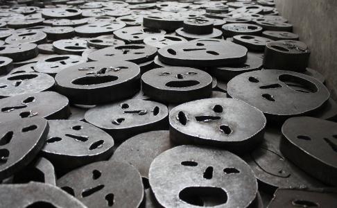 面孔, 钢, 艺术, 金属, 人, 战争, 人类