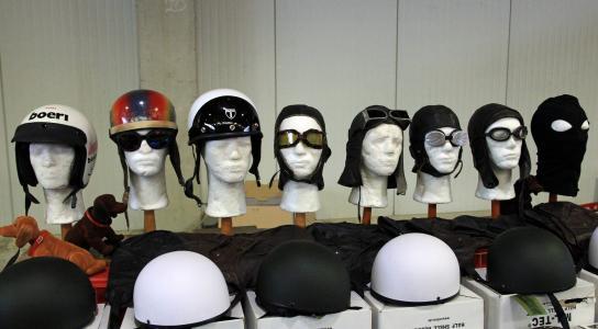kopfbeckung, 眼镜, 帽, 掌舵