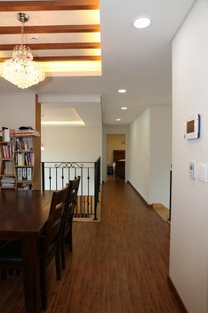 电源房, 走廊, 家庭房