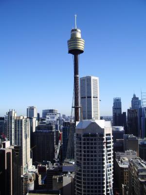 悉尼, 塔, 城市