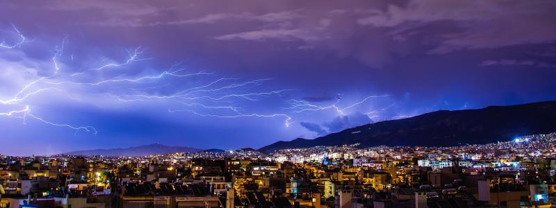 雷, 照明, 闪电, 云计算, 螺栓, 雷雨, 闪电风暴