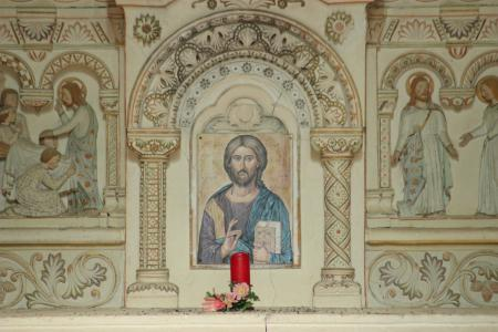 基督, 祭坛, 教堂, 唱诗班, betharram 之父, 基督教, 天主教