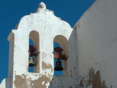 钟声, 葡萄牙, 教会, 天空, 蓝色