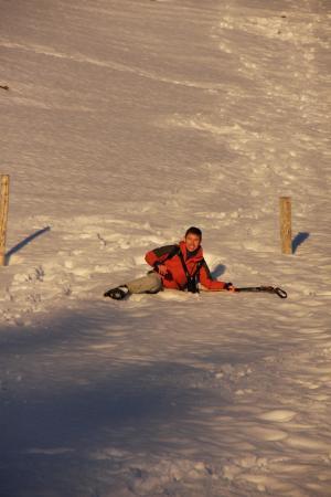 冬日的远行, 流浪者, 徒步旅行, 雪, 寒冷, 秋天, 事故