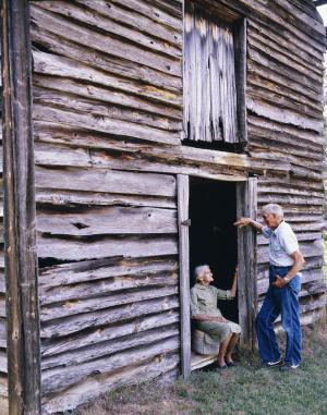农舍, 老, 农村, 农村, 首页, 房子, 建设
