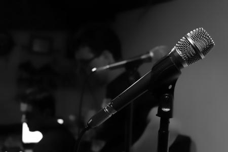 麦克风, 录音棚, 音乐, 唱歌, 艺术, 舞台的表演空间, 性能